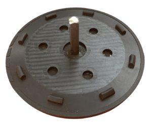 Concave Rubber Pad
