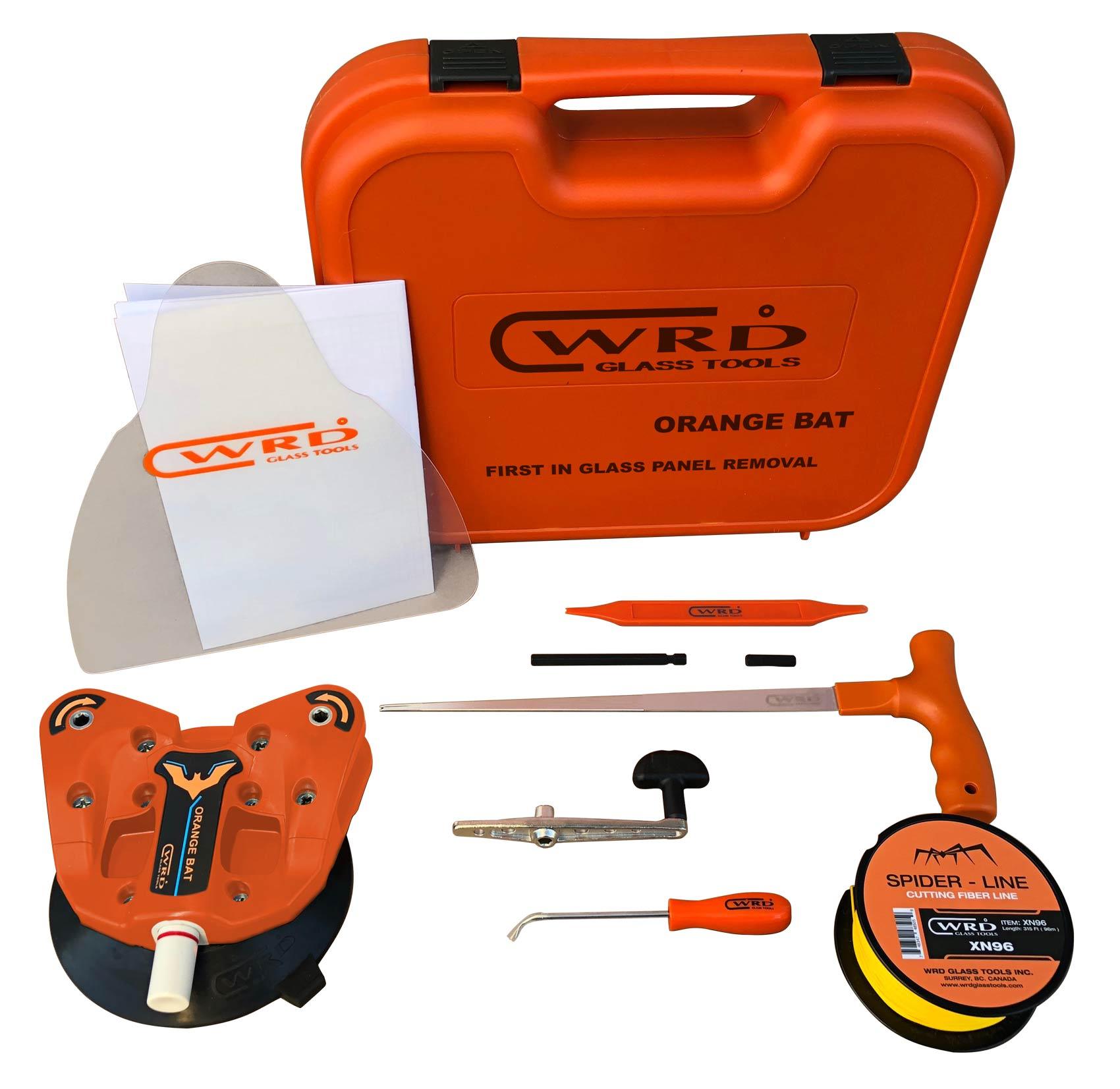 WRD - Orange Bat - Kit 300 K