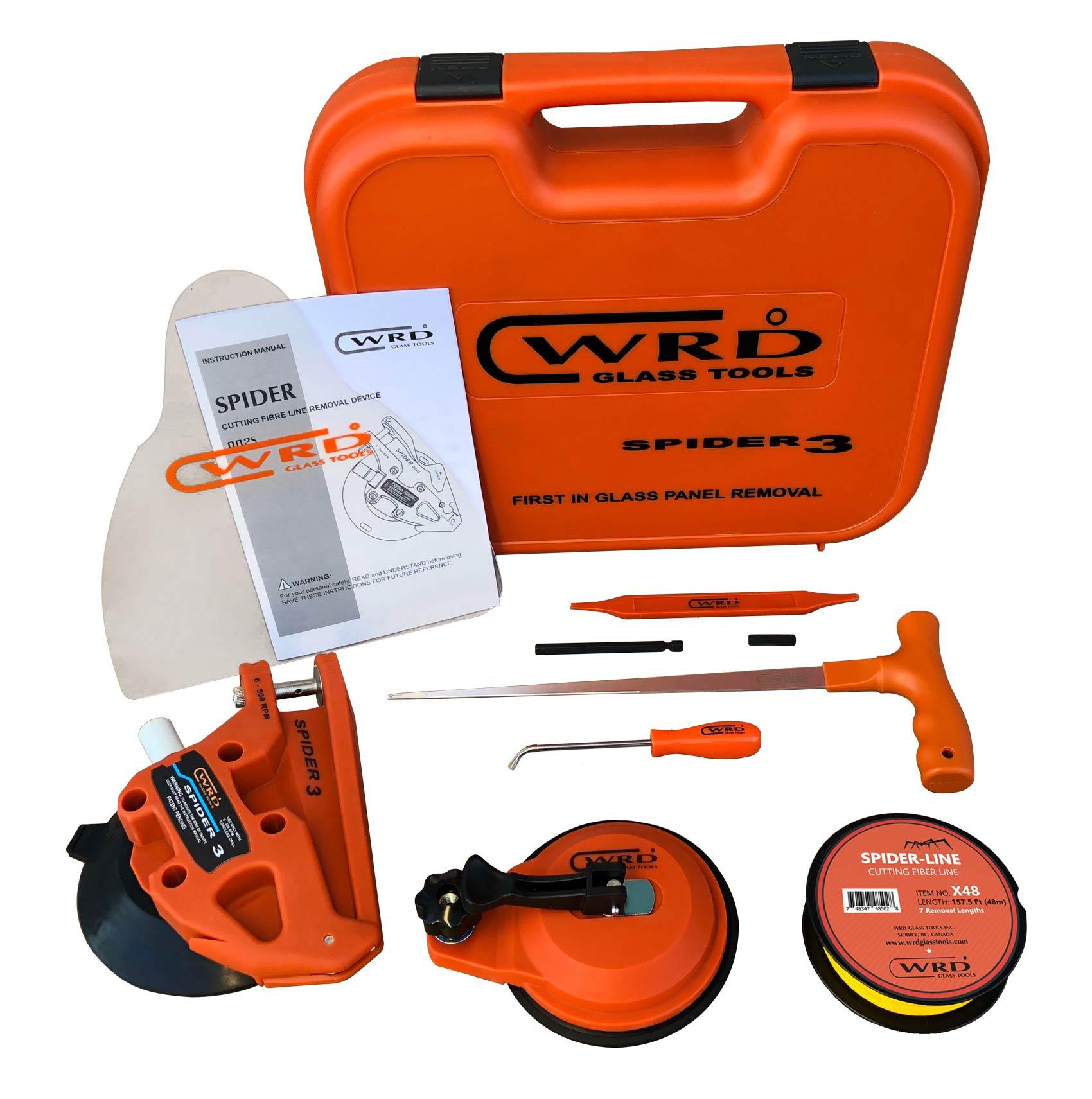 WRD - Spider 3 - Kit 150 K