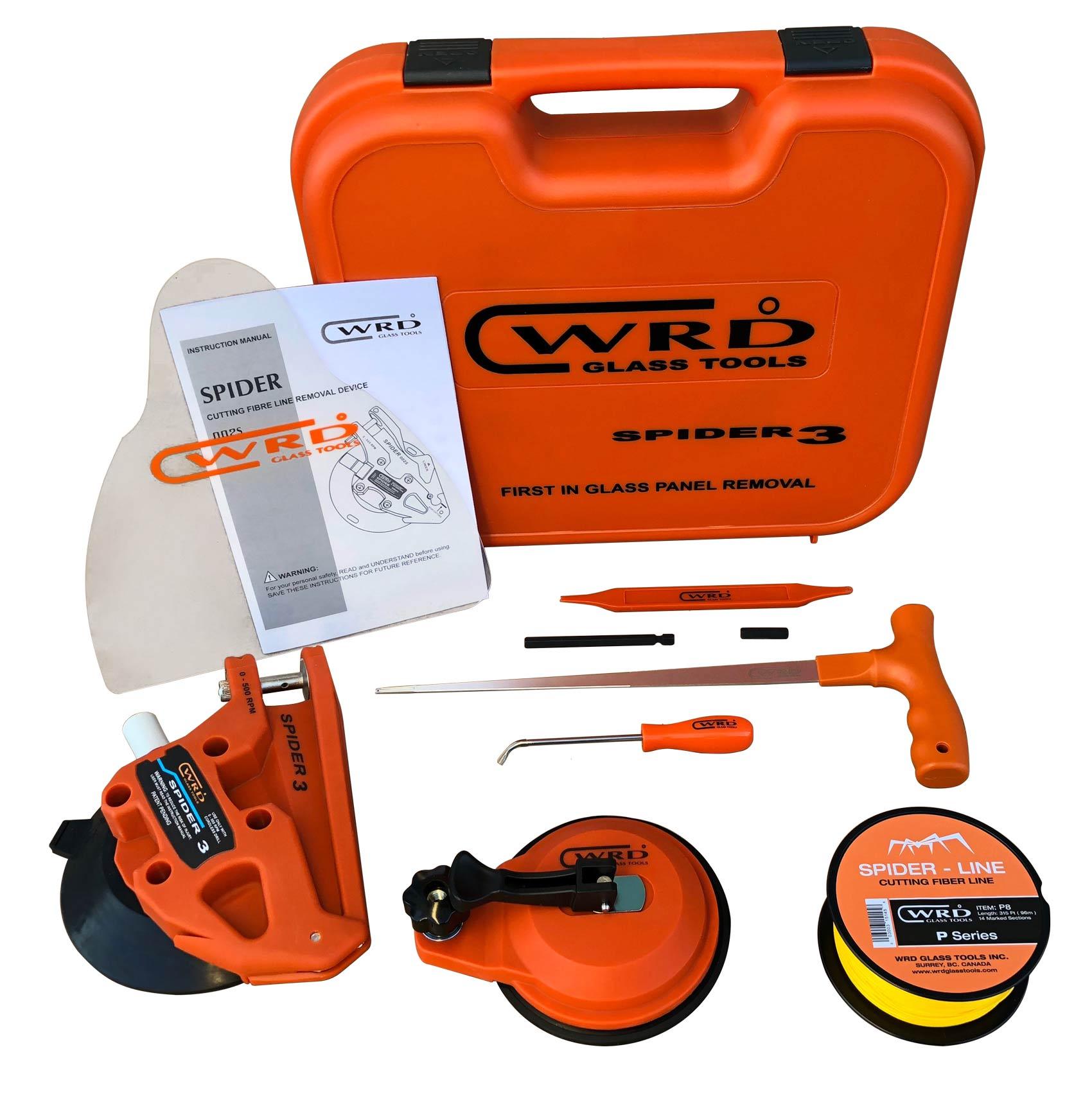 WRD - Spider 3 - Kit 300 K