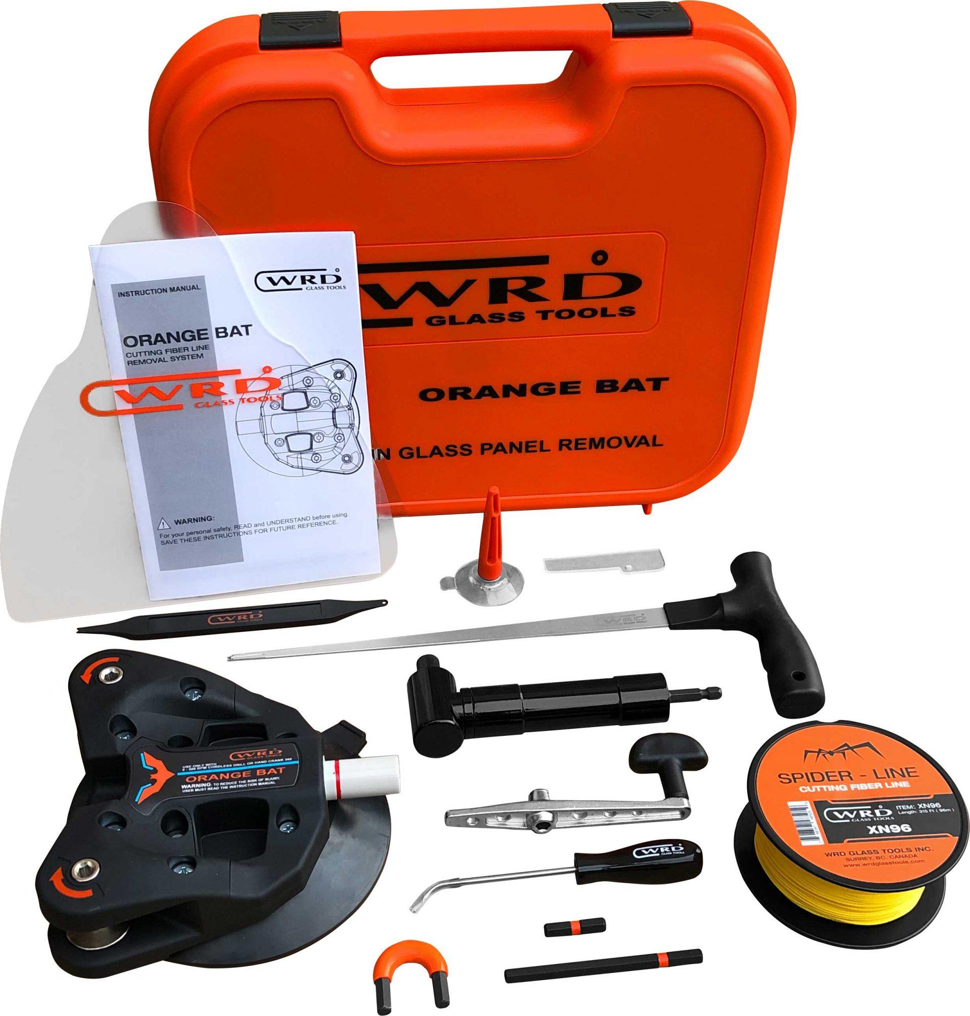 WRD - Orange Bat - Black Edition Kit